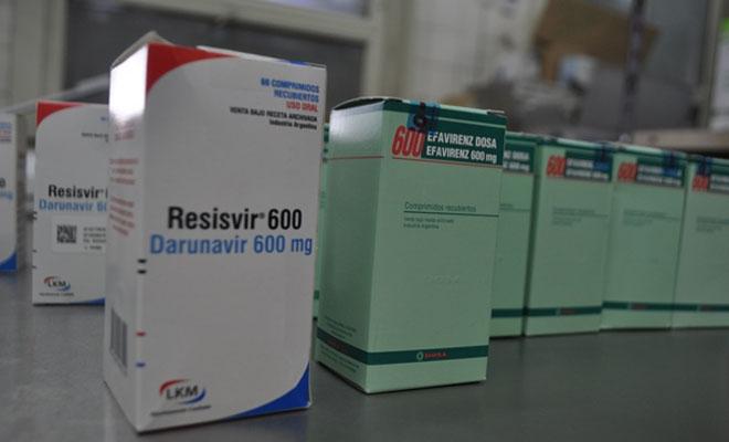 La Provincia adquirió medicamentos para los pacientes con HIV que Nación no envía