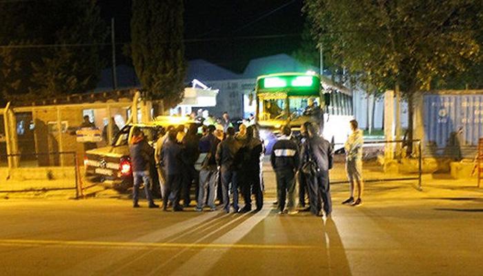 Paro en Transpuntano: La gente se quedó sin colectivo y la Municipalidad sin respuestas